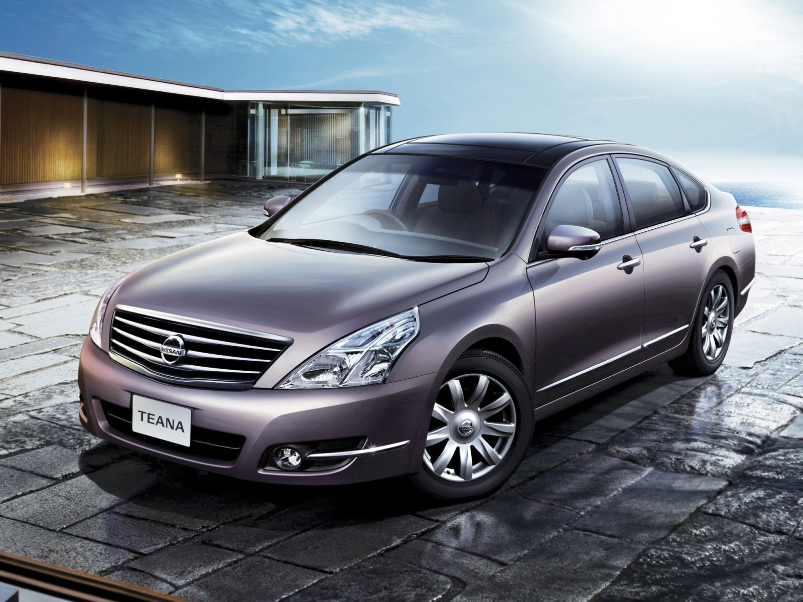 My Perfect Nissan Teana. 3DTuning