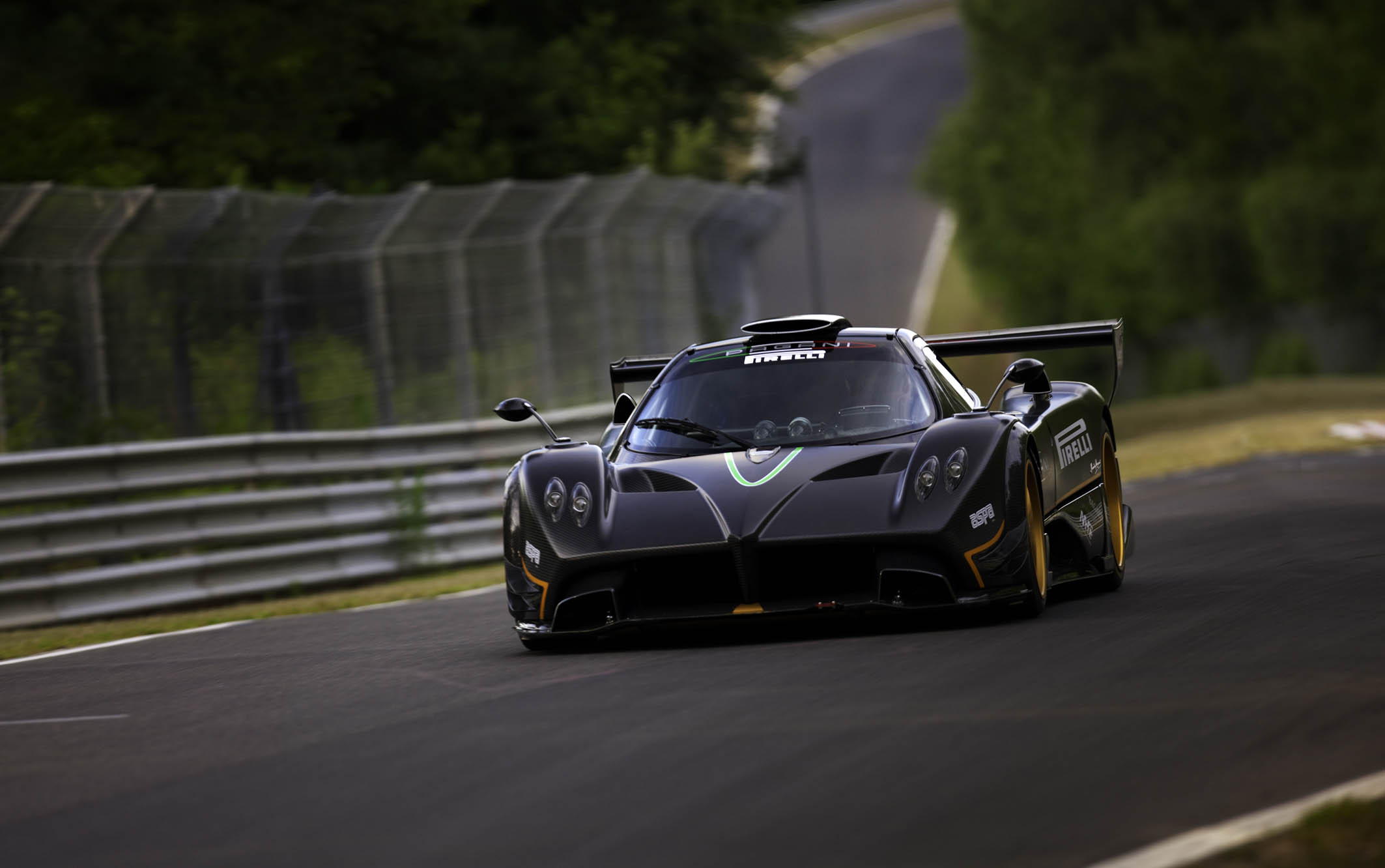 3dtuning Of Pagani Zonda R Coupe 2009 3dtuning Com