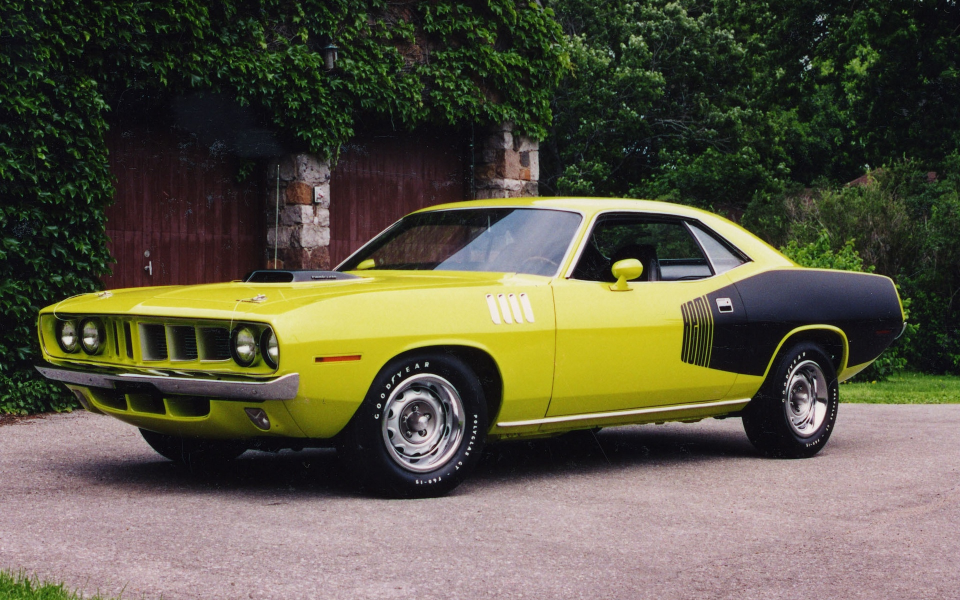 my perfect plymouth hemi cuda 3dtuning probably the best car configurator. Black Bedroom Furniture Sets. Home Design Ideas