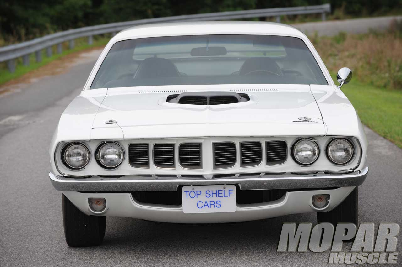 My perfect Plymouth Hemi Cuda. 3DTuning - probably the ...