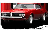 Pontiac Firebird Coupe 1968