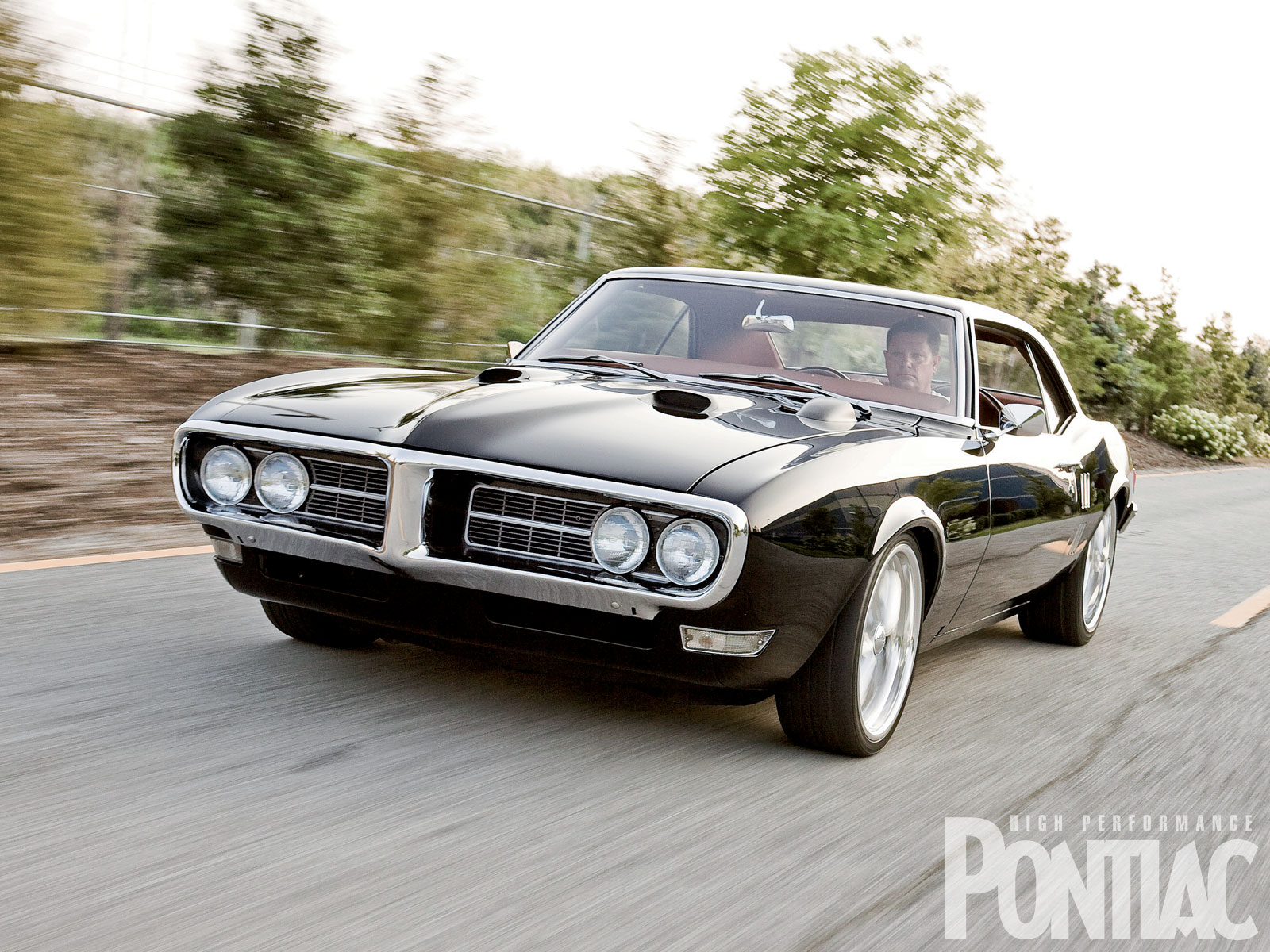 Pontiac Firebird Coupe 1968