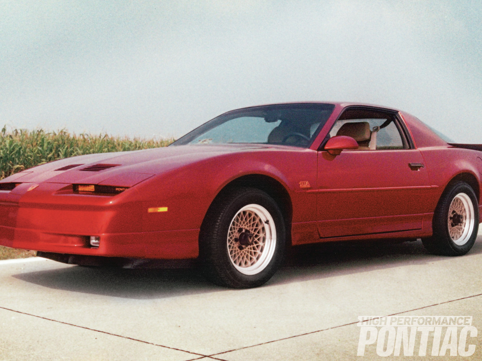 ... Pontiac Firebird Trans Am GTA Coupe 1987