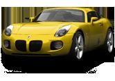 Pontiac Solstice GXP Coupe 2009