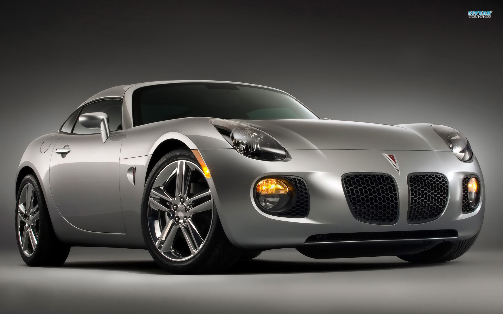 on 2009 pontiac solstice gxp coupe