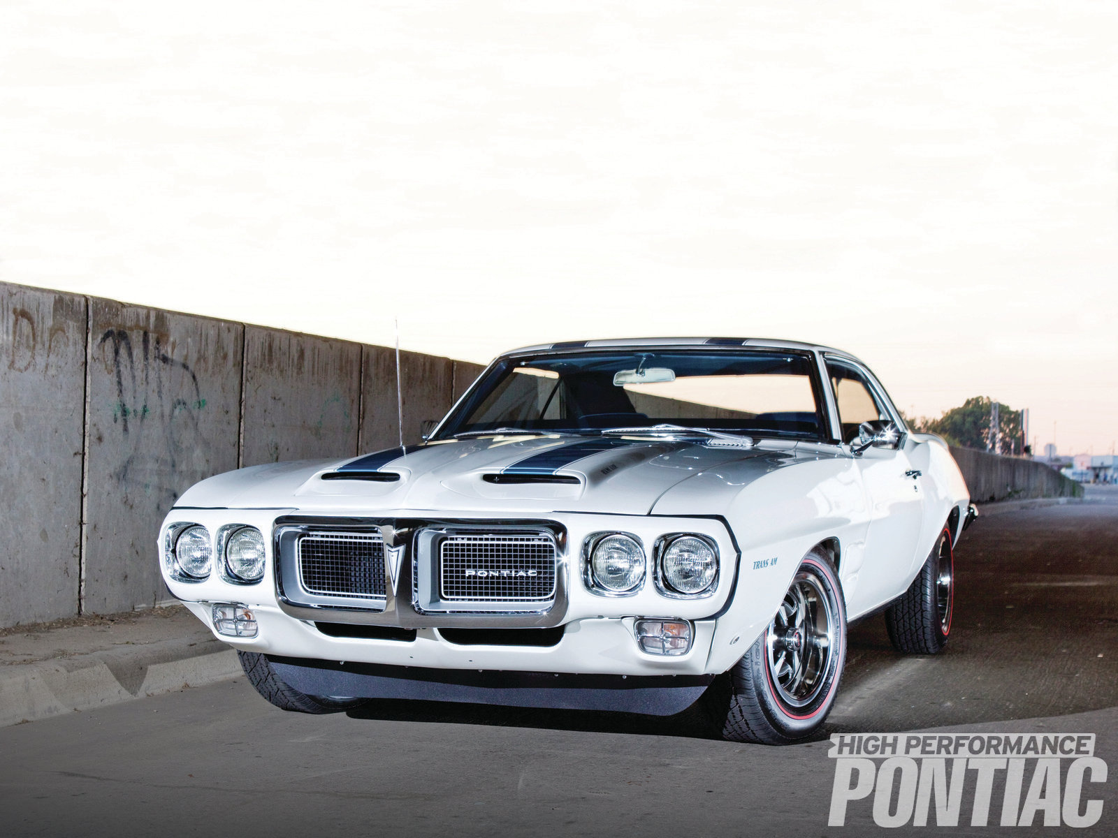 Pontiac Trans Am Coupe 1969