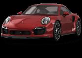 Porsche 911 Turbo S Coupe 2014