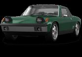 Porsche 914-6 Coupe 1970