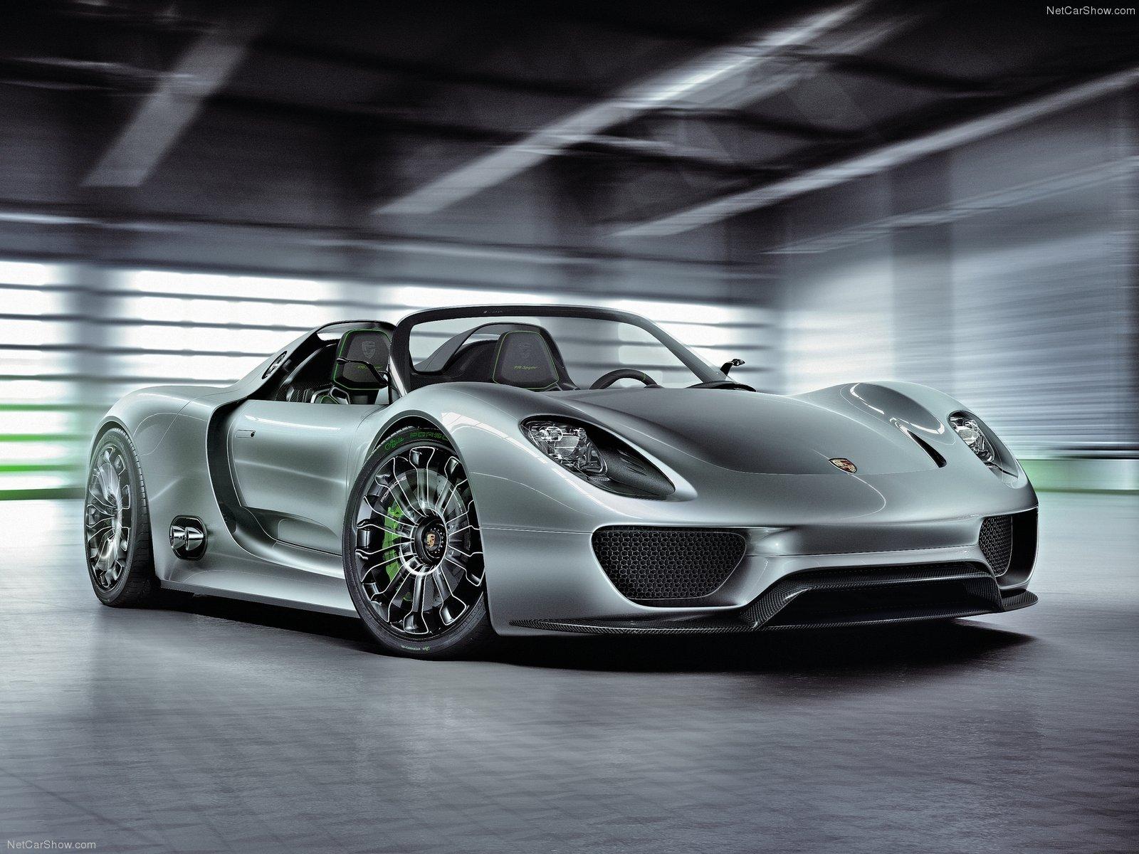 porsche 918 roadster 2012 - Porsche Spyder 2012
