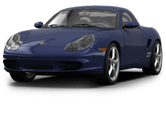 Porsche Boxster S Coupe 2003
