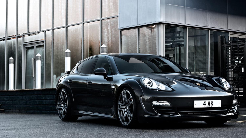 Porsche panamera fastback 2011 - Super sayenne ...