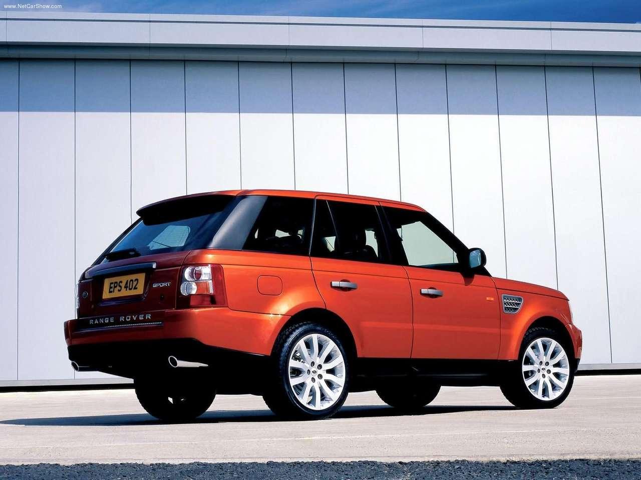 ... Range Rover Sport SUV 2004 ...