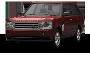 Range Rover Vogue SUV 2002