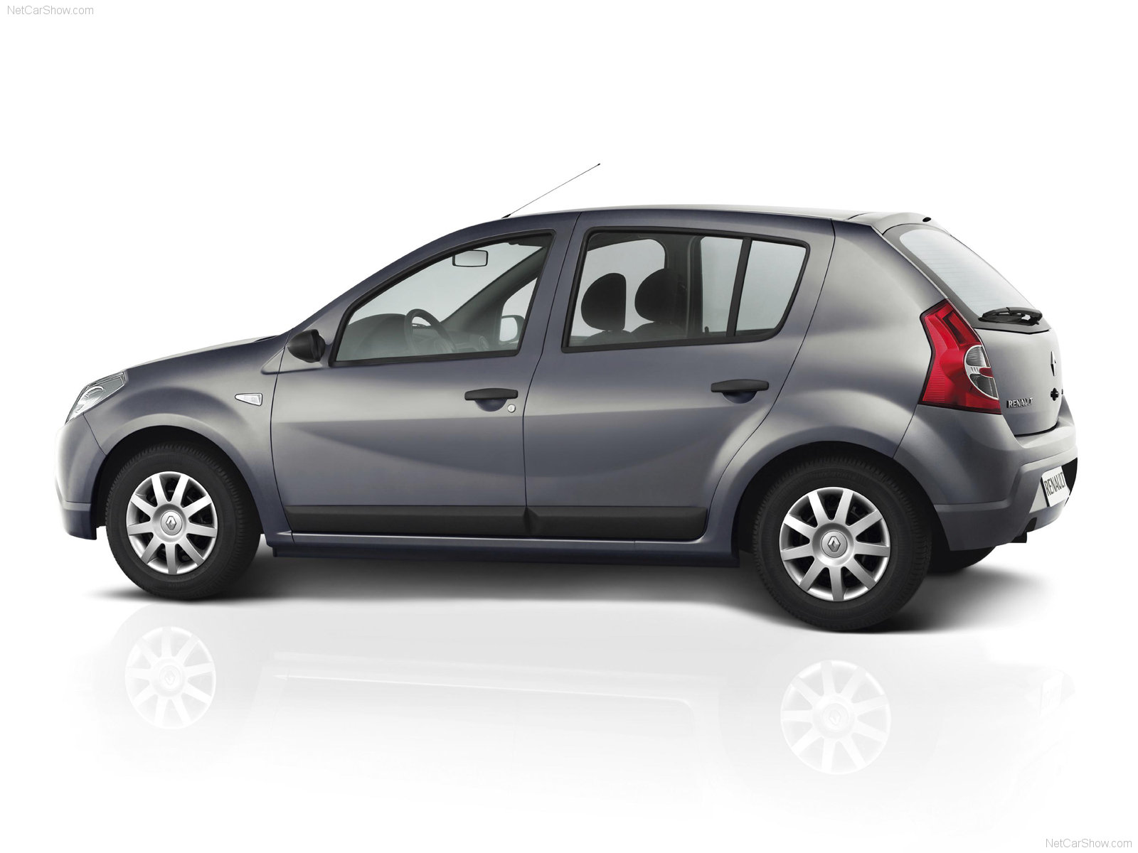 Renault Sandero 5 Door Hatchback 2011