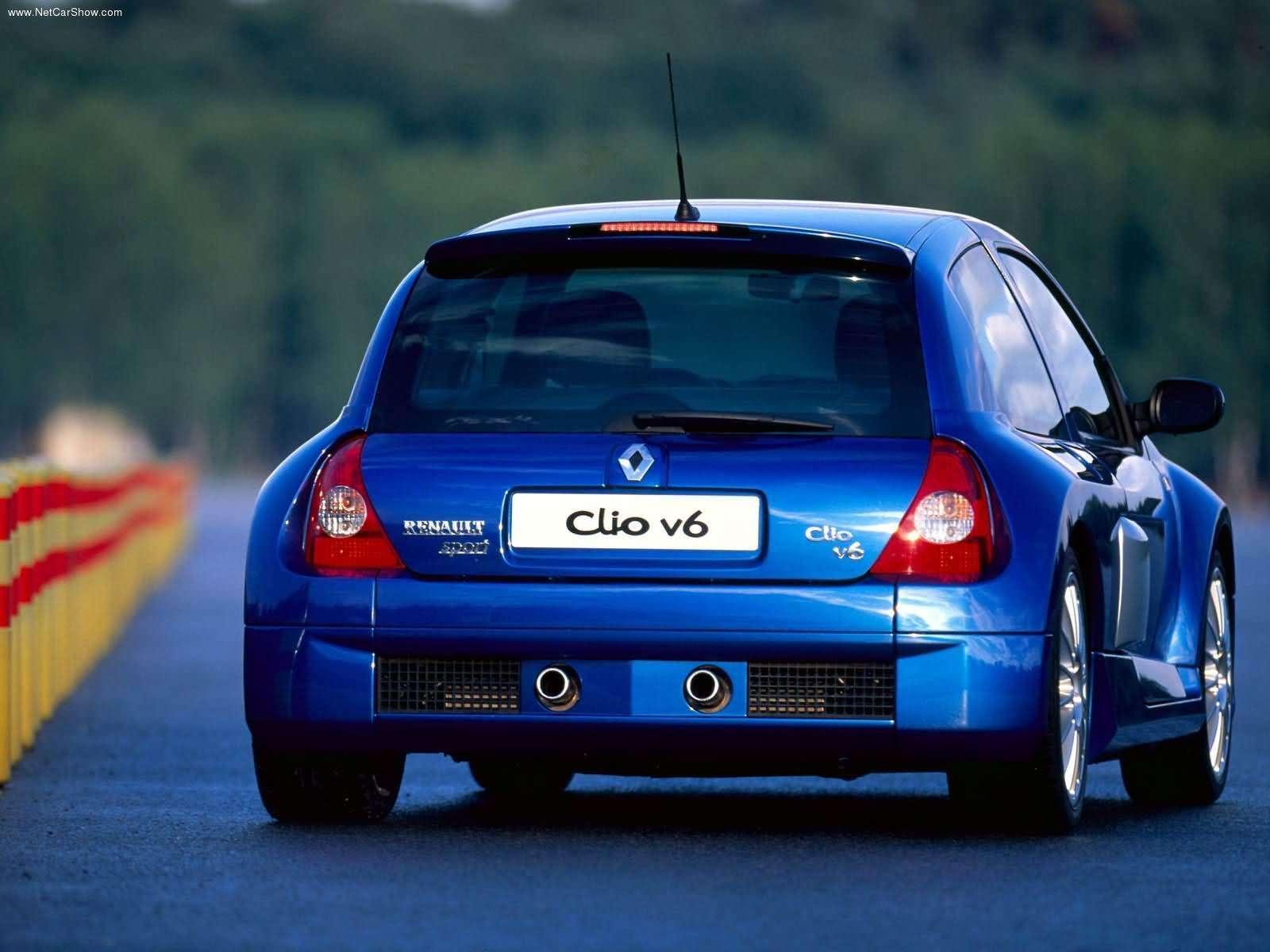 2 Door Car >> 3DTuning of Renault Sport Clio V6 3 Door Hatchback 2003 3DTuning.com - unique on-line car ...