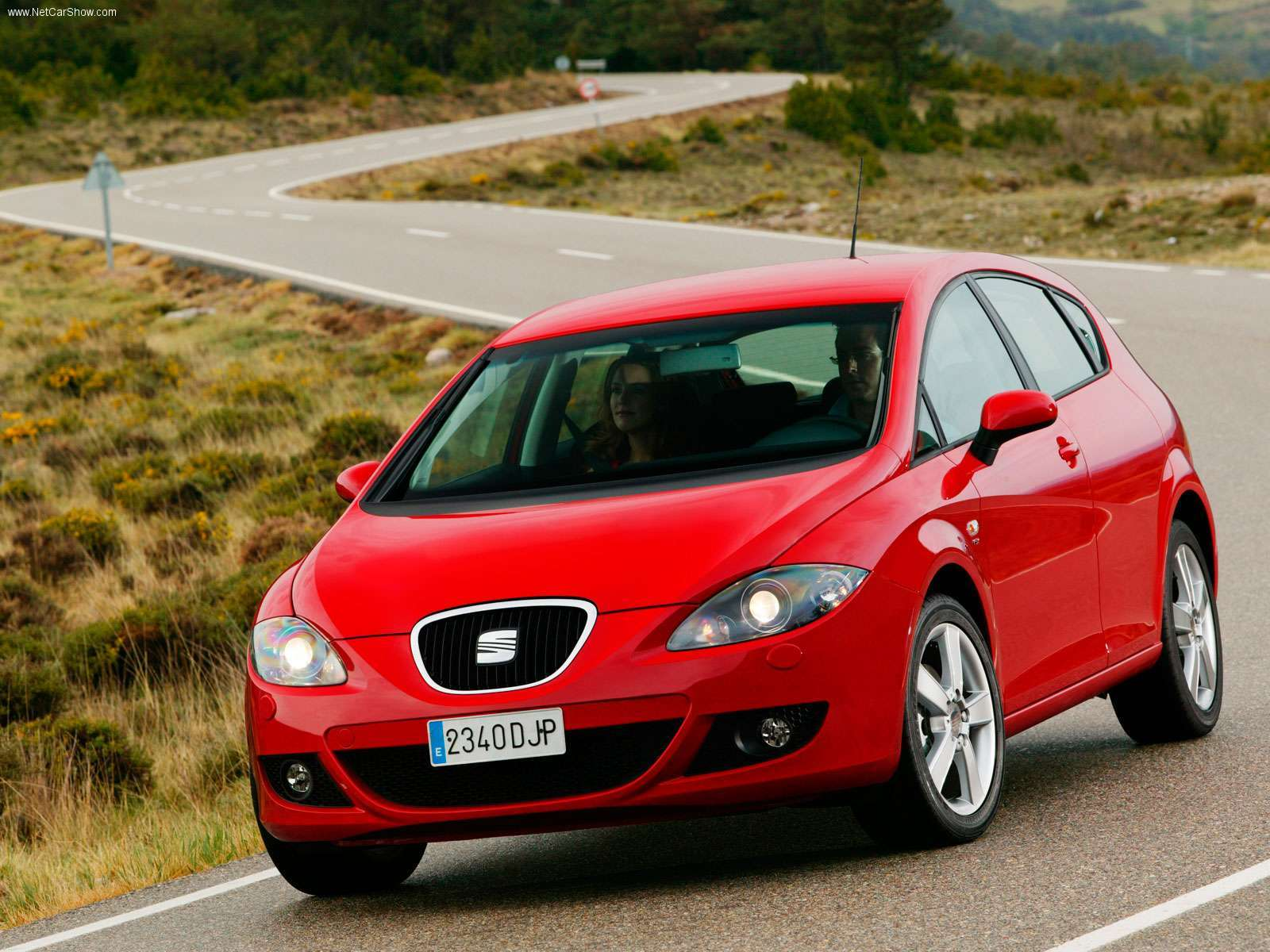 Seat Leon 5 Door Hatchback 2006
