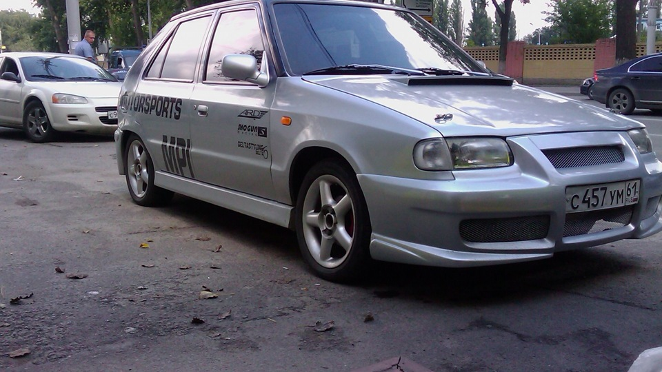 Skoda Felicia 5 Door Hatchback 1994