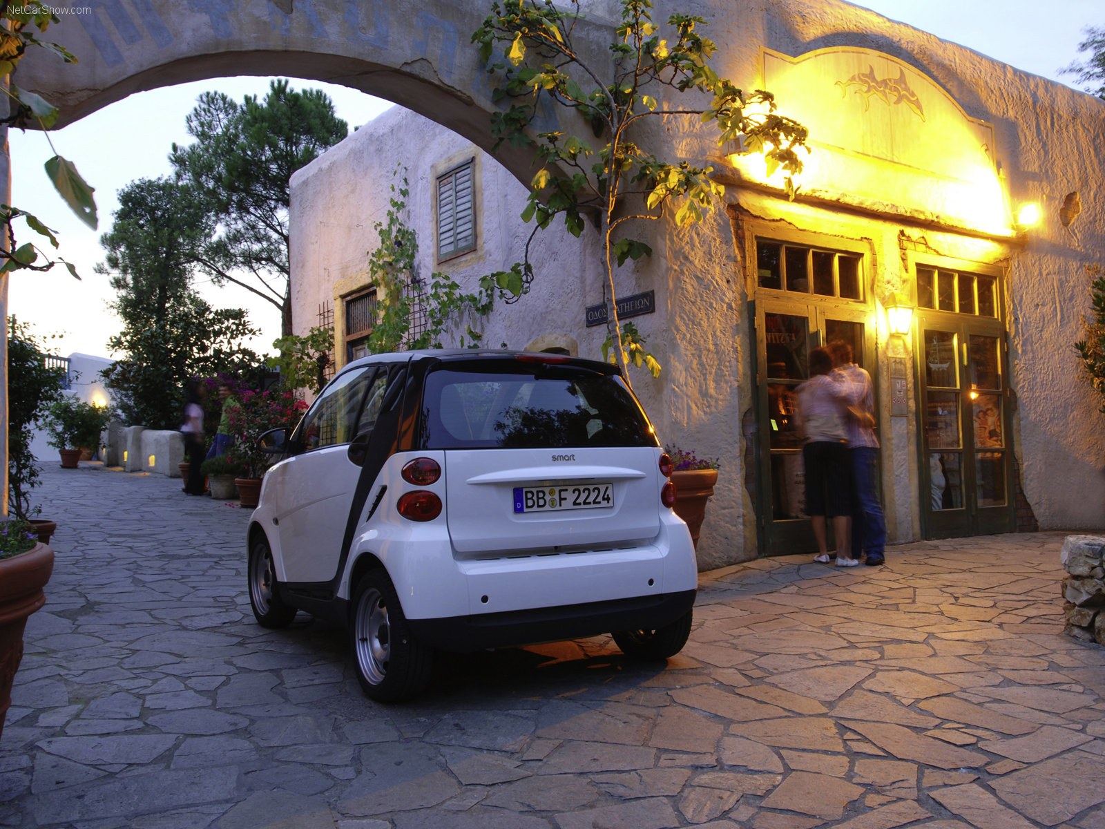 Smart Fortwo 3 Door Hatchback 2006