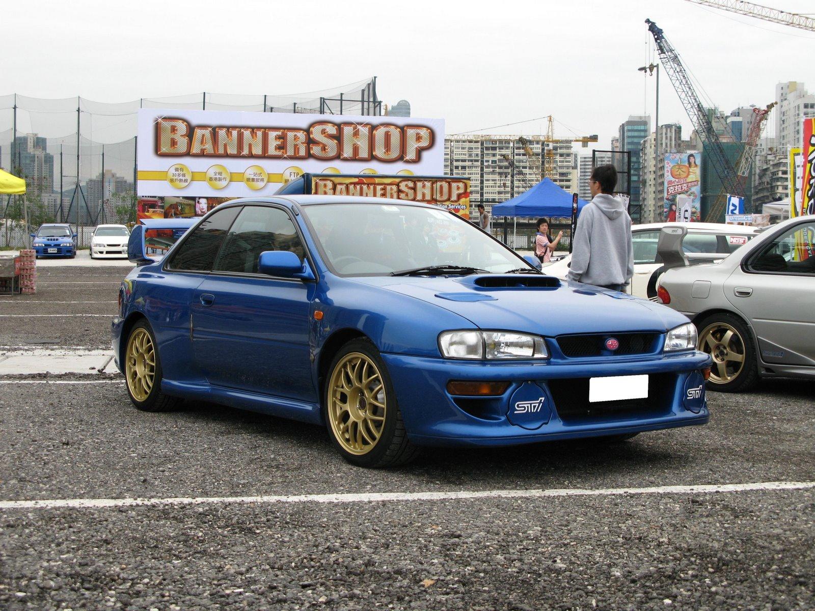 My Perfect Subaru Impreza 22b 3dtuning Probably The