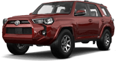 Toyota 4Runner 5 Door SUV 2020