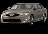 Toyota Camry USA sedan 2012