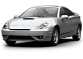Toyota Celica Coupe 2005