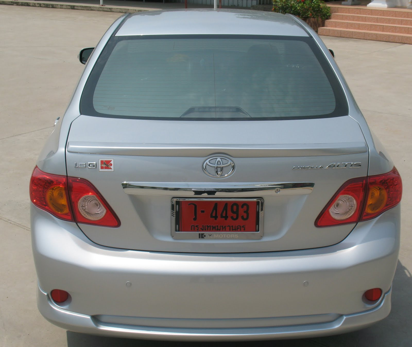 Toyota New Parts Online: Tuning Toyota Corolla 2012 Online, Accessories And Spare
