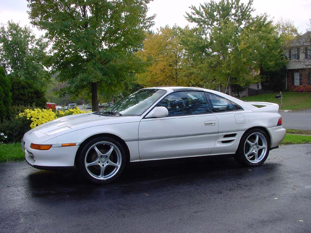 Toyota MR2 GT Coupe 1995