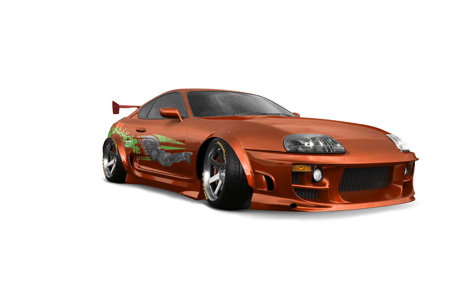 My Perfect Toyota Supra 3dtuning Probably The Best Car Configurator
