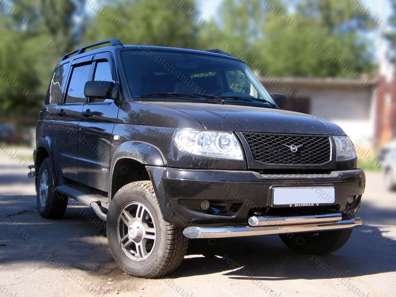 UAZ Patriot SUV 2005