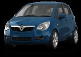 Vauxhall Agila 5 Door Hatchback 2011