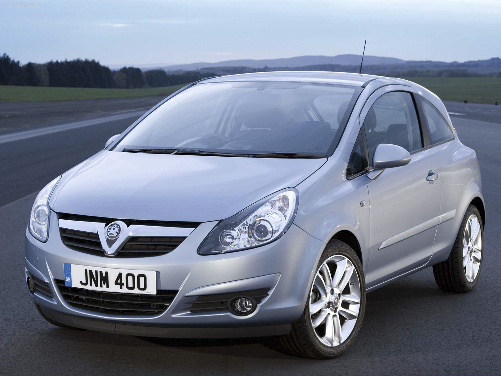 Vauxhall Corsa 3door Hatchback 2007