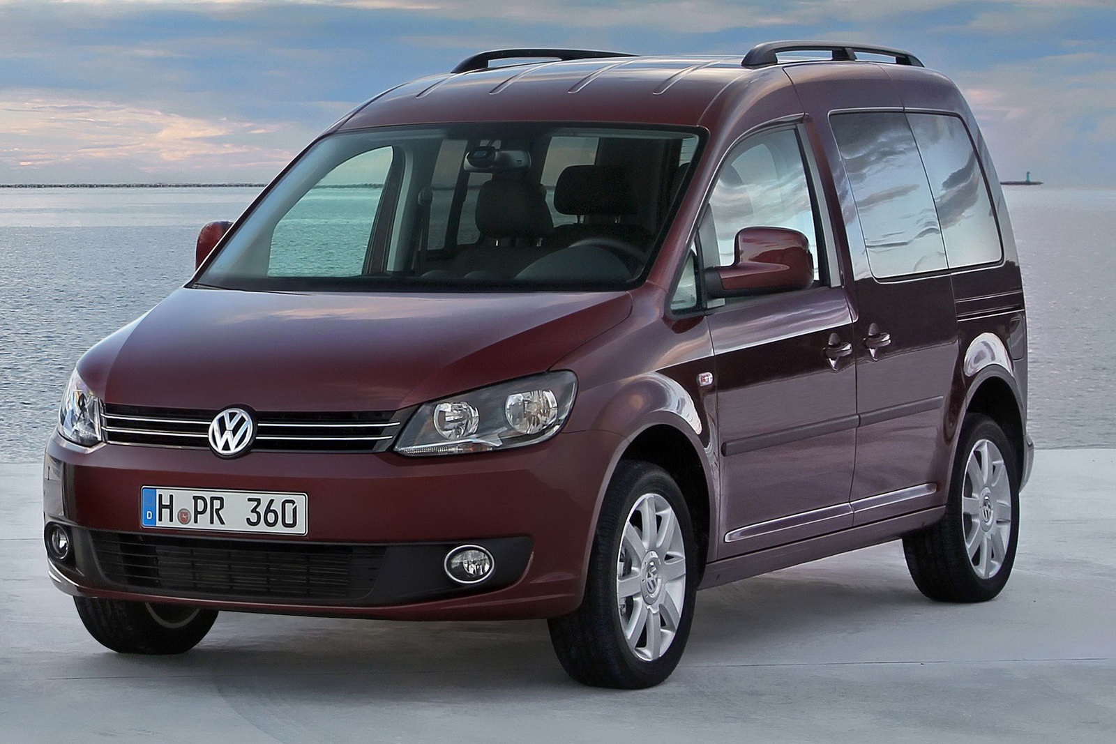 Volkswagen Caddy (facelift) Van 2010