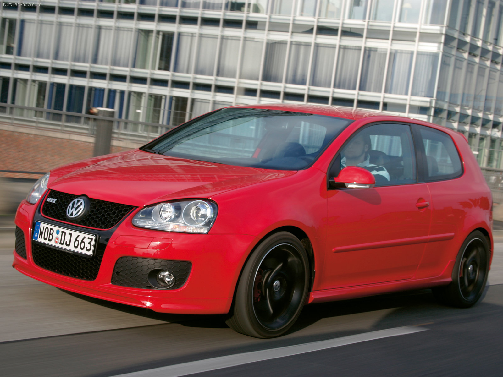 Volkswagen Golf 5 GTi 3 Door Hatchback 2005