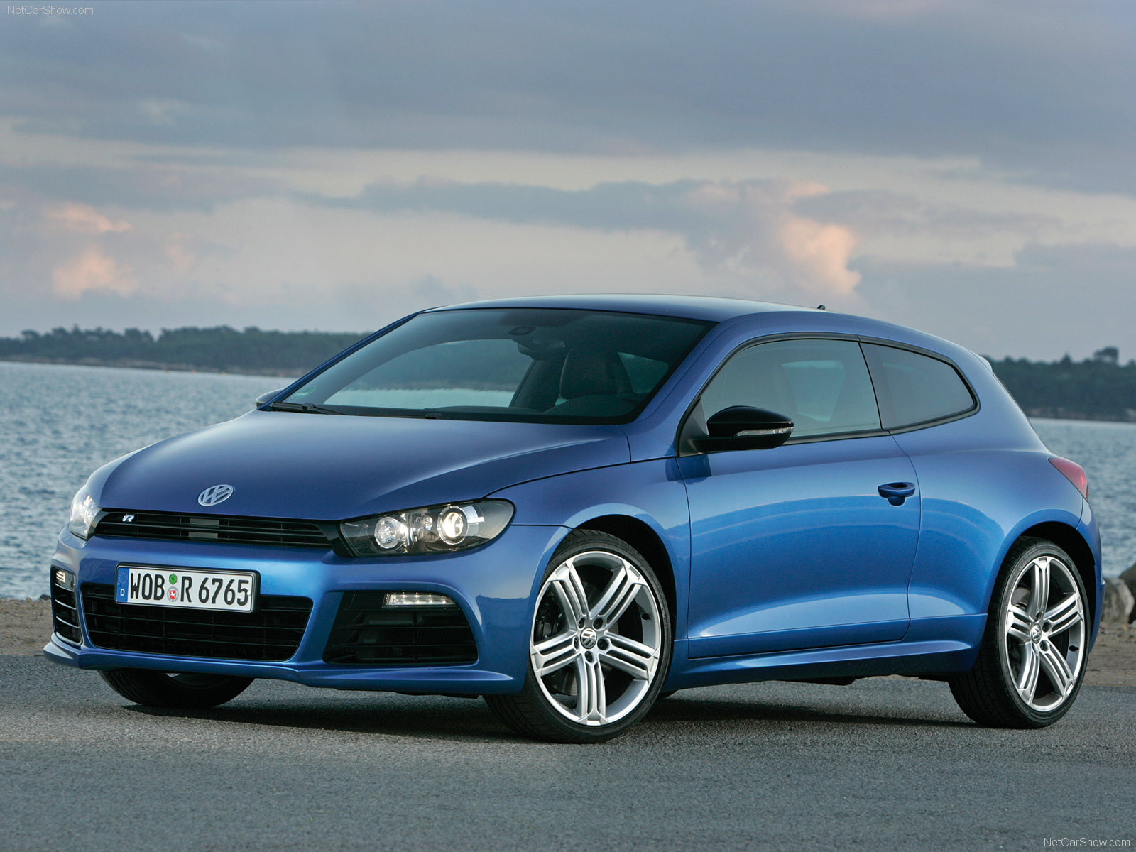 My Perfect Volkswagen Scirocco R N 3dtuning Probably
