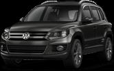 Volkswagen Tiguan Crossover 2012
