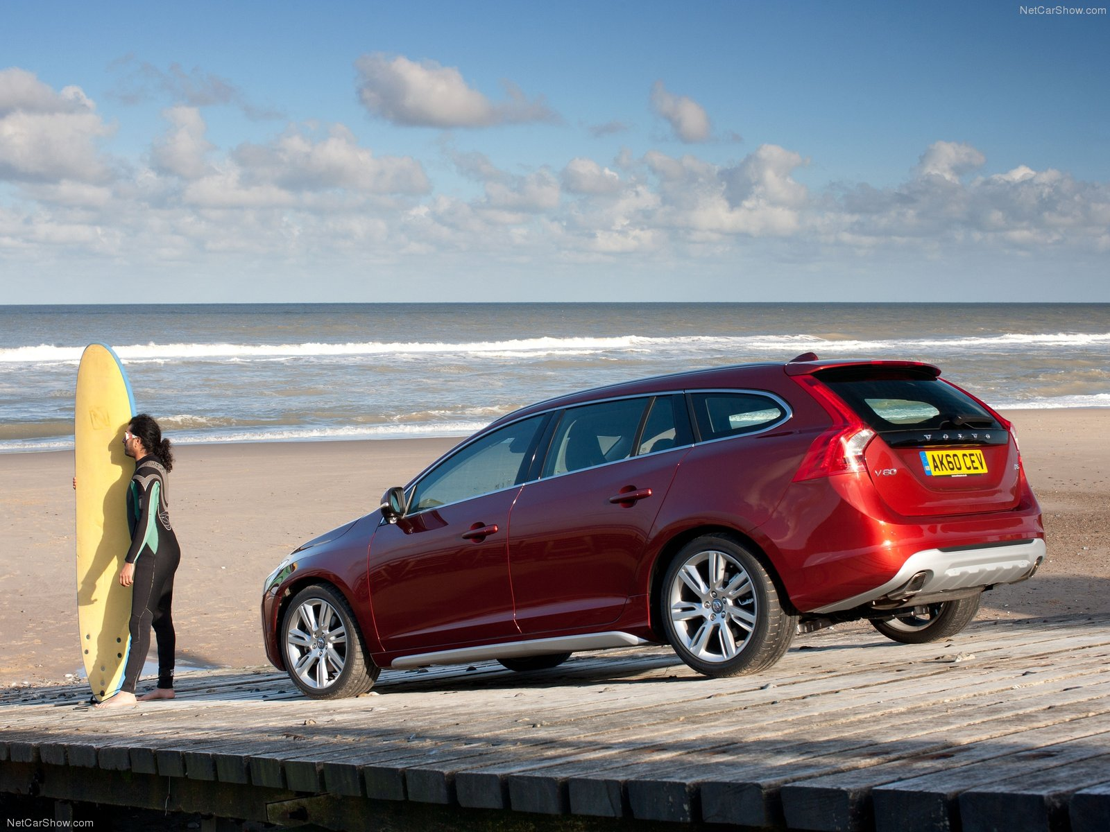 My Perfect Volvo V60 3dtuning Probably The Best Car
