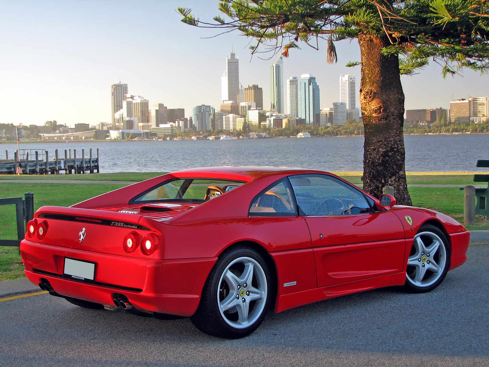 3dtuning of ferrari f355 berlinetta coupe 1994 3dtuning