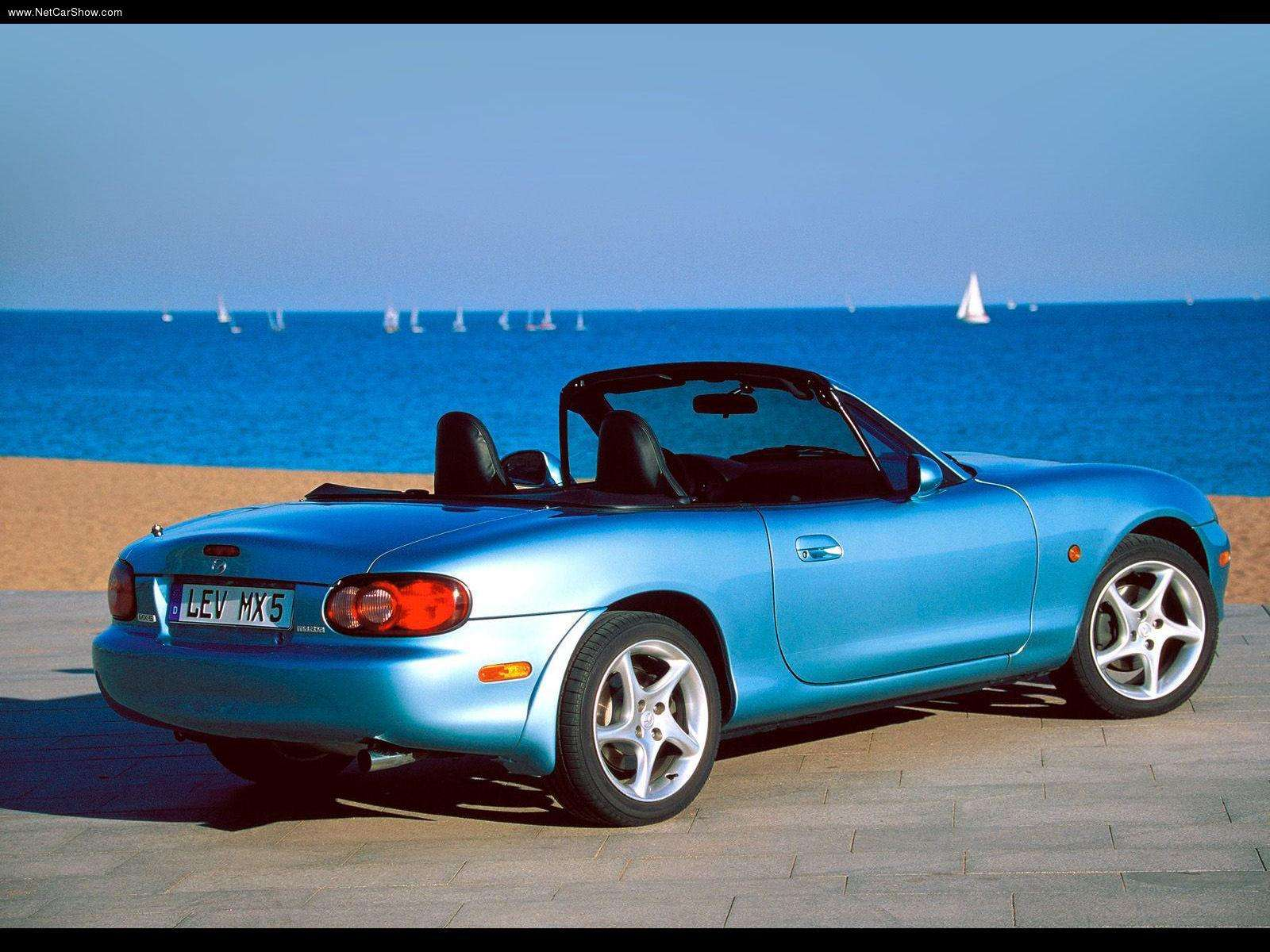 3dtuning Of Mazda Speed Roadster Convertible 2001 3dtuning