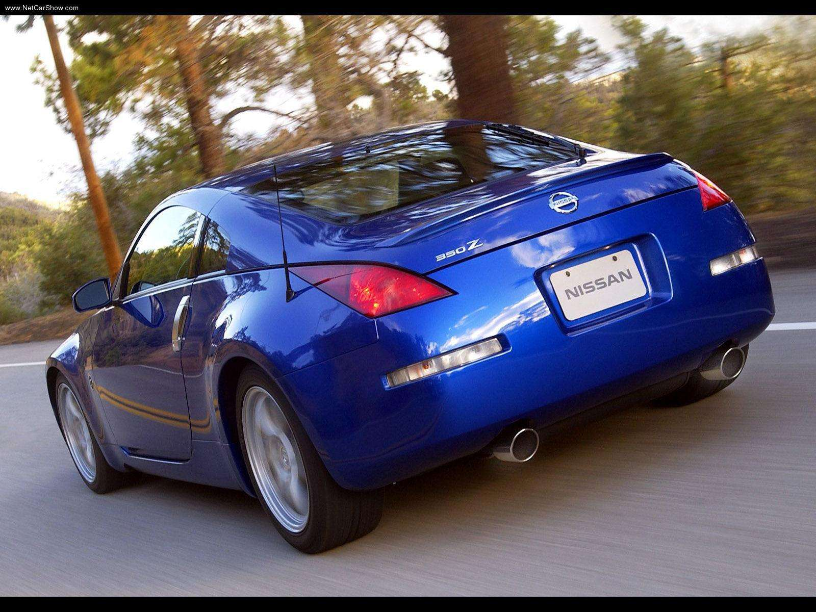 3dtuning Of Nissan 350z Z33 Coupe 2003 3dtuning Com